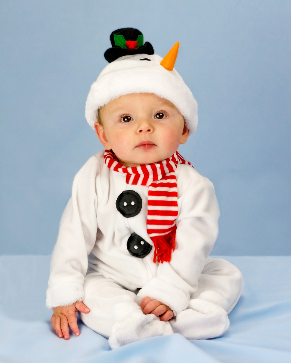 cutest little snowman