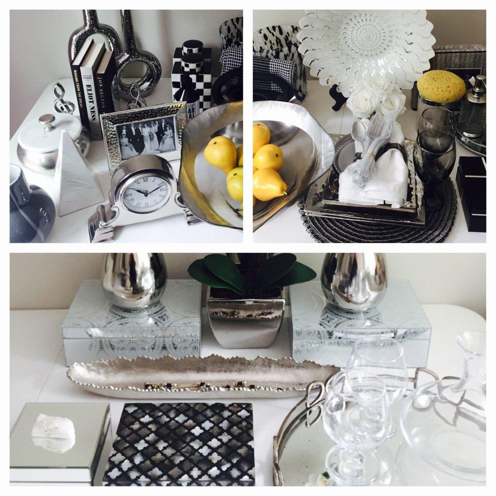 Elegant Glamour -Black & White