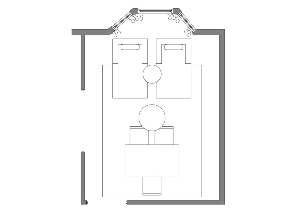 Floorplan - Dining/Office/Sitting
