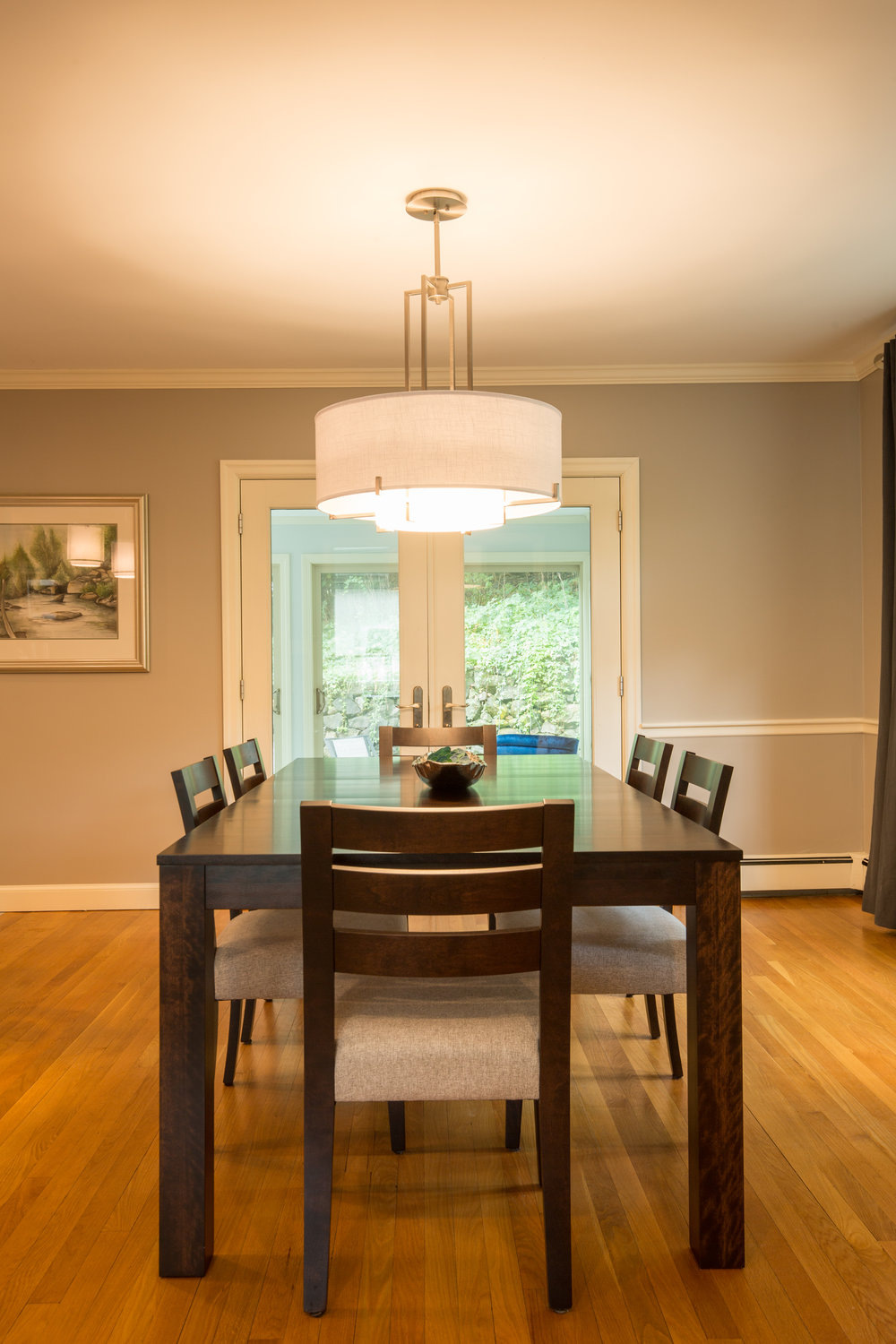 Dining Room Design - Lexington, MA