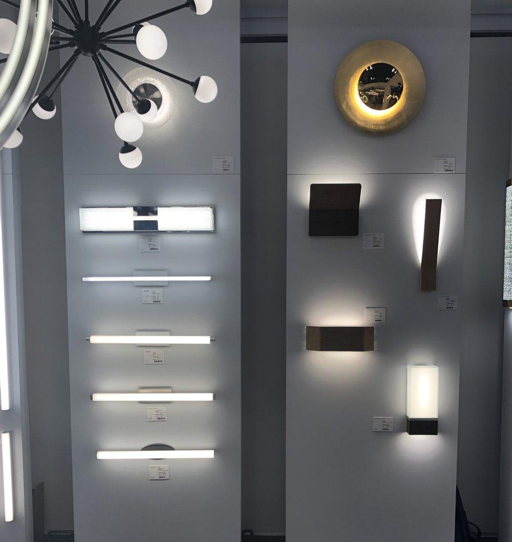 New Modern Lighting