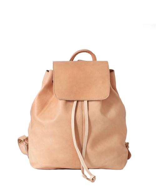 Benin backpack nude