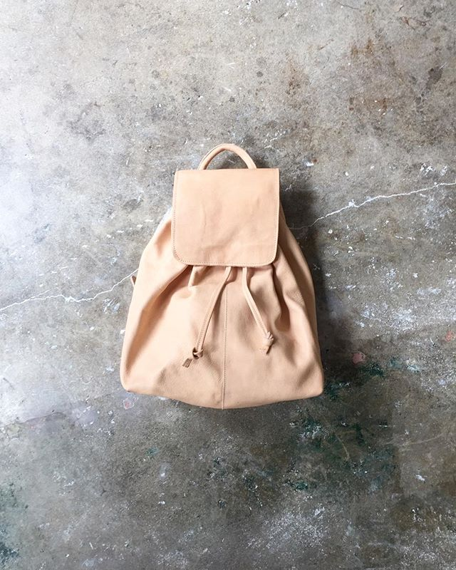 Handcrafted in Ethiopia ✨ The leather used to craft our bags is sourced from local tanneries to maximize the local economic impact and support local businesses. . . . . . #moyimoyi #backpack #lifestyle #minimalism #fashion #simple #style #simplicity #timeless #beauty #handbag #handmade #ethicalfashion #sustainablefashion #sustainable  #sustainableliving
