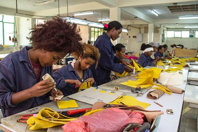 Did you know that our artisan partner in Ethiopia is a part of the United Nations Ethical Fashion Initiative? The Ethical Fashion Initiative connects talented artisans – the majority of them women – to the international fashion industry. . . . . . . #ethicalfashioniniative #slowfashion #women #ethiopia #madeinafrica #fashionindustry #ethicalfashion #sustainablefashion #sustainablelife #moyimoyi