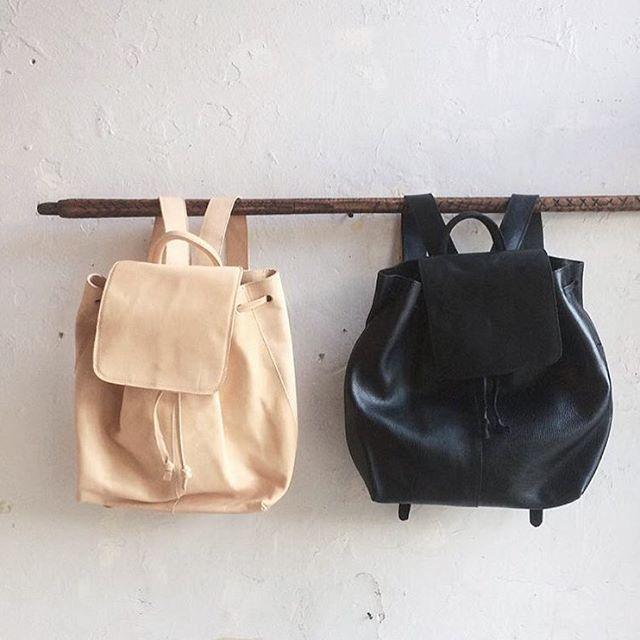 Backpacks! Now available in Philadelphia at @shopatvagabond ✨ . . . . . #moyimoyi #backpack #lifestyle #minimalism #fashion #simple #style #simplicity #timeless #beauty #handbag #handmade #ethicalfashion #sustainablefashion #sustainable  #sustainableliving