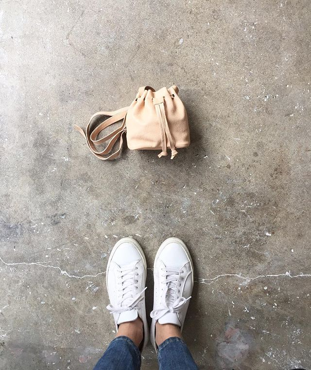 Mini bucket bag countdown! The cutest bag ever is soon here - stay tuned! . . . . #moyimoyi #bucketbag #minibucketbag #minimalism #fashion #simple #style #simplicity #timeless #beauty #handbag #handmade #ethicalfashion #sustainablefashion #sustainable  #sustainableliving