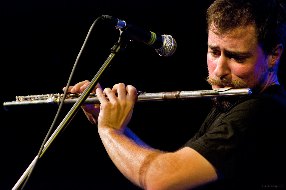 Greg Pattillo - Greg Pattillo is recognized throughout the world for his redefinition of the flute sound. Greg was lauded by the New York Times as
