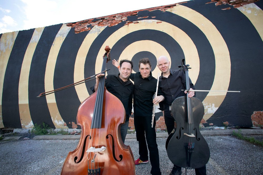 PROJECT Trio: The Studio Music and Wine -