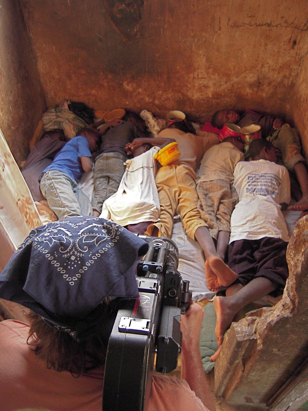 Talibe Beggars, Senegal