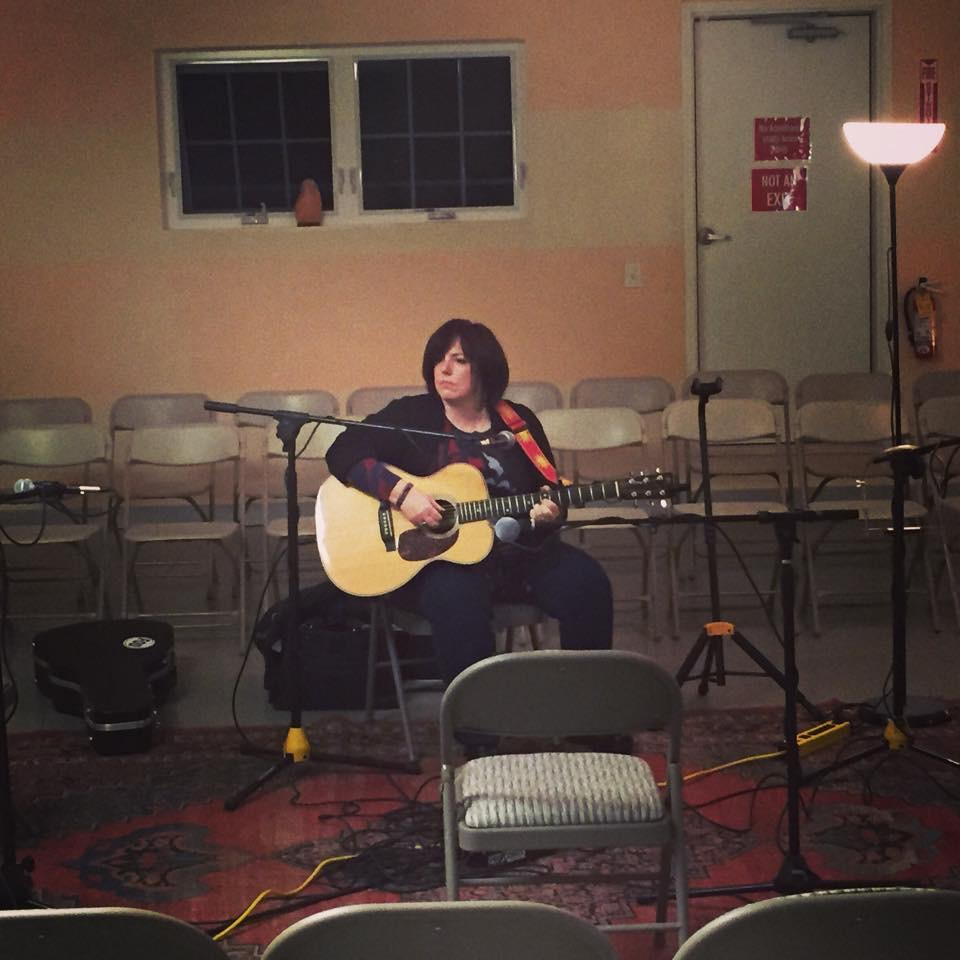 Soundcheck, New Morning Songwriter Series, Woodbury CT