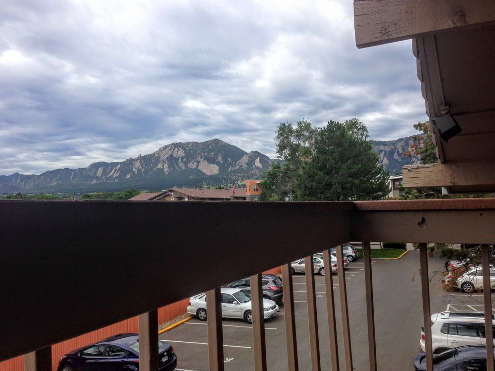 Gorgeous Mountain Views From Many Apartments