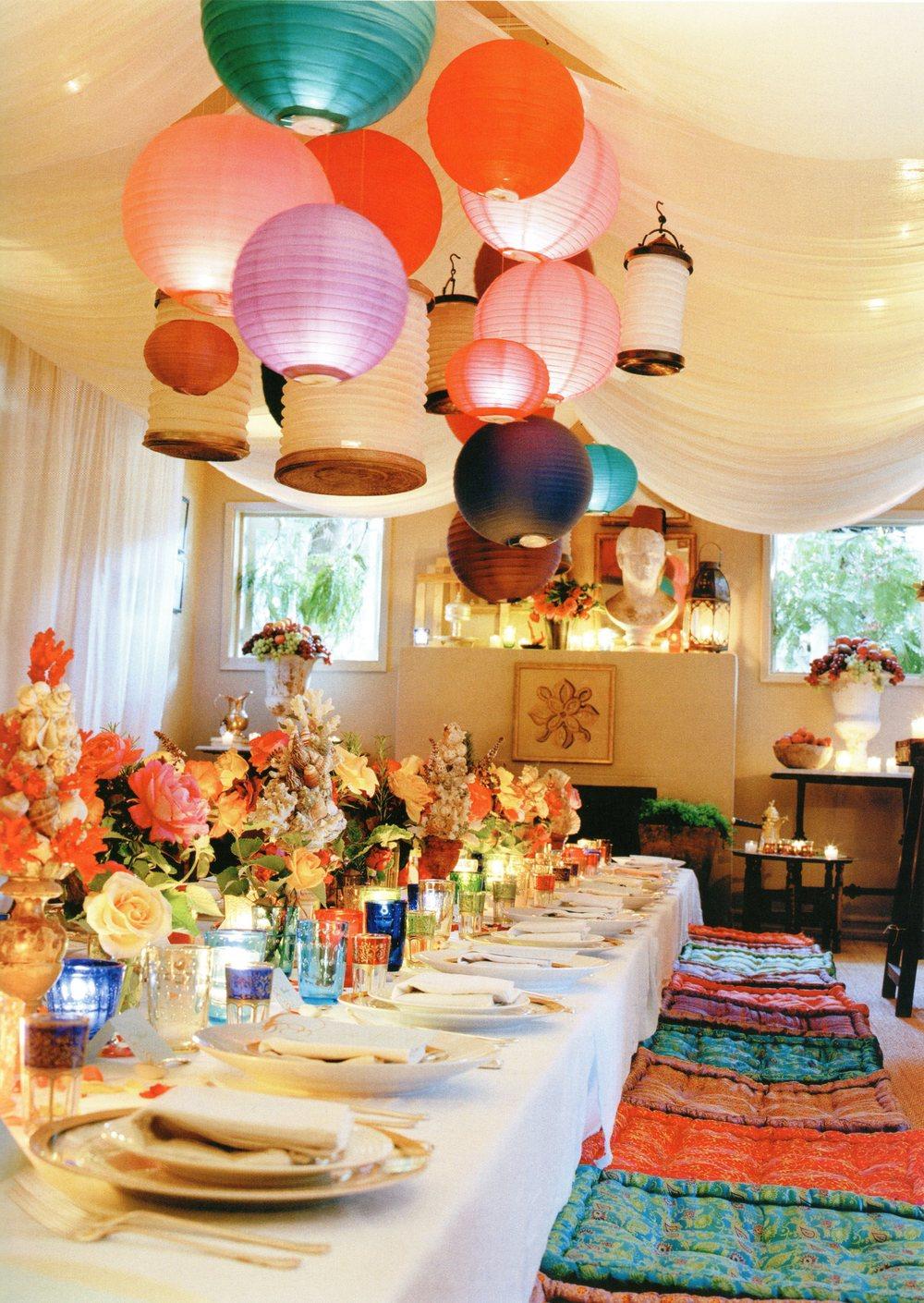 Turkish Dinner Party Ideas Part - 27: Sit-down Turkish Dinner