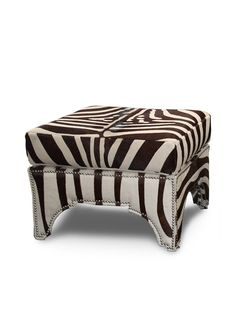 Elite Leather - Candemir Ottoman 24 Zebra Hide.jpg