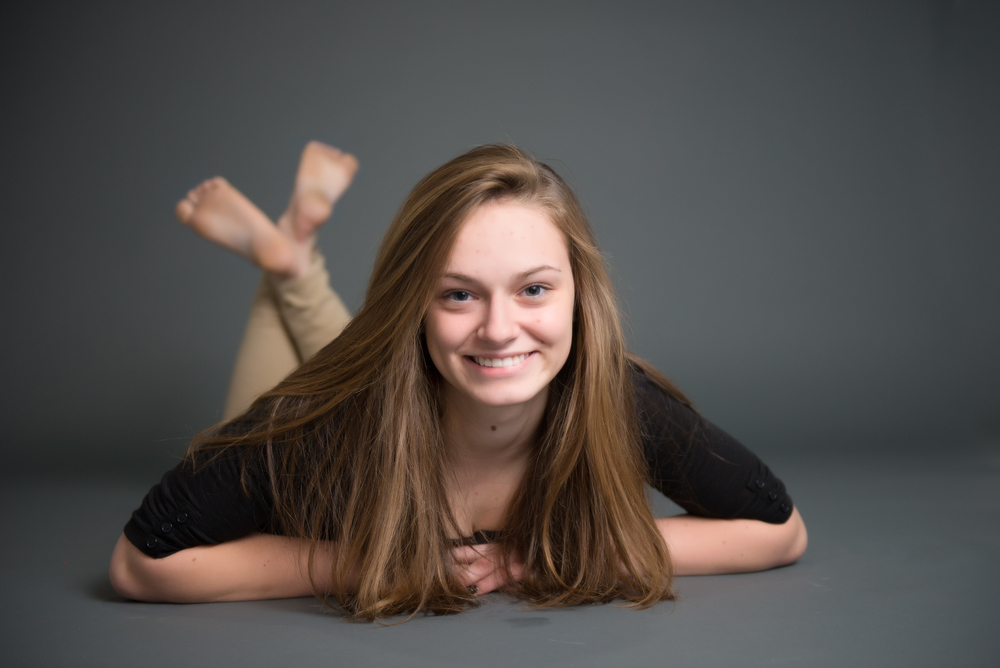 Hannah Teenager Portraits Photography