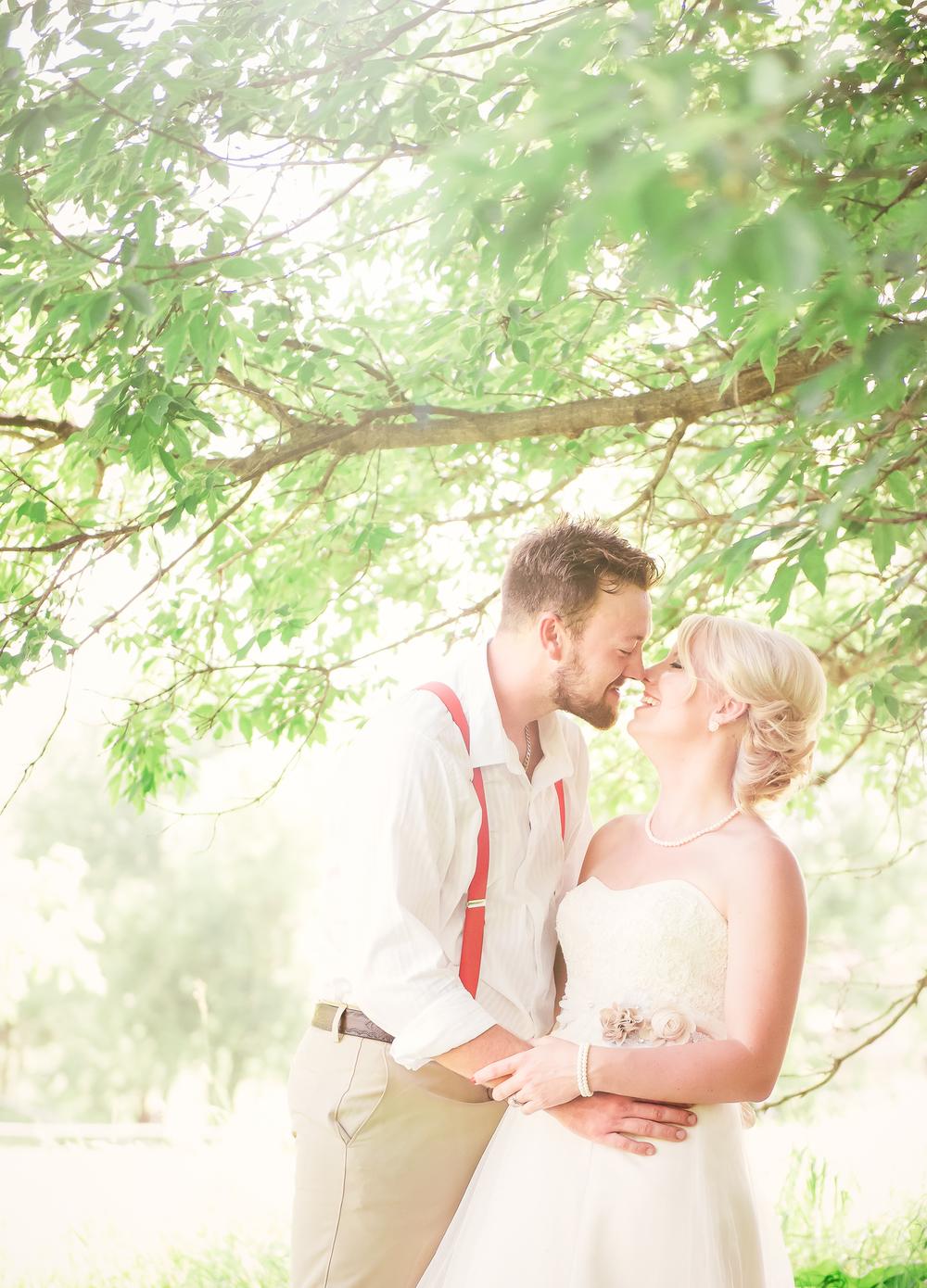 Wedding Portraits - Cambridge MN