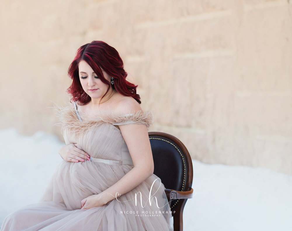 Maternity Session Fee - from just $150.00 + tax
