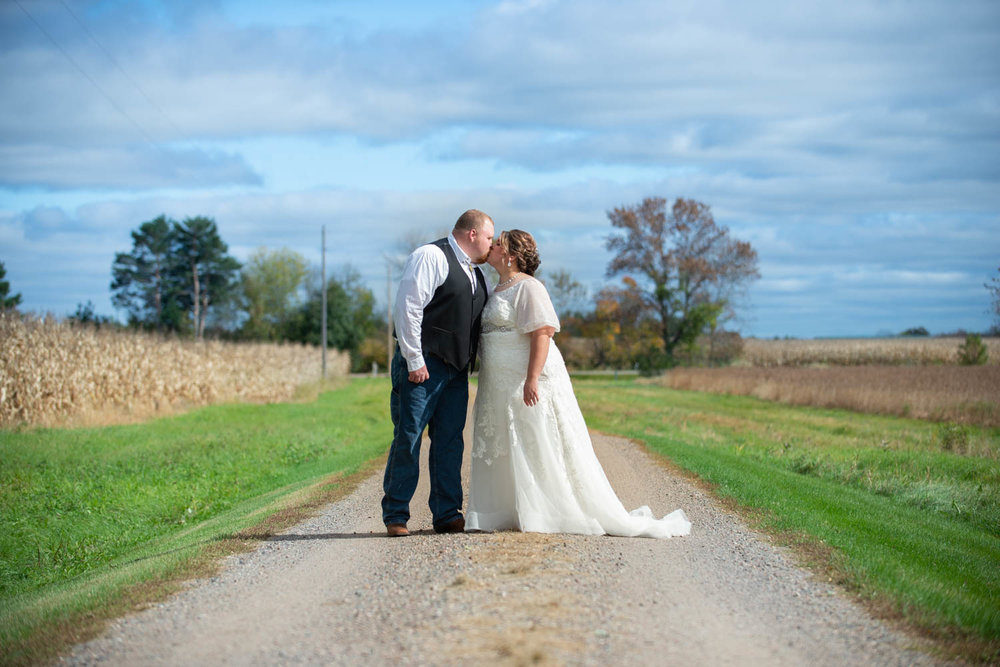 Country Wedding Foley Minnesota Photographer