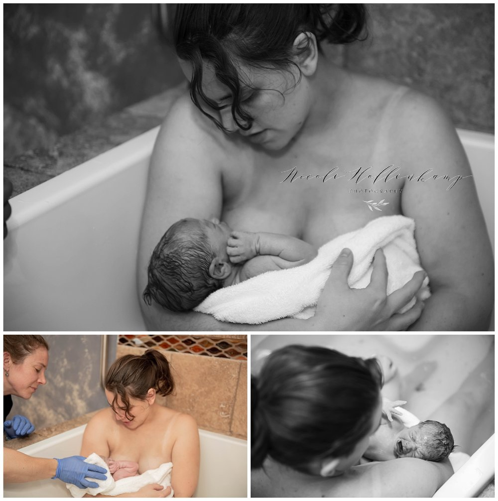 Birth Photographer Milaca MN