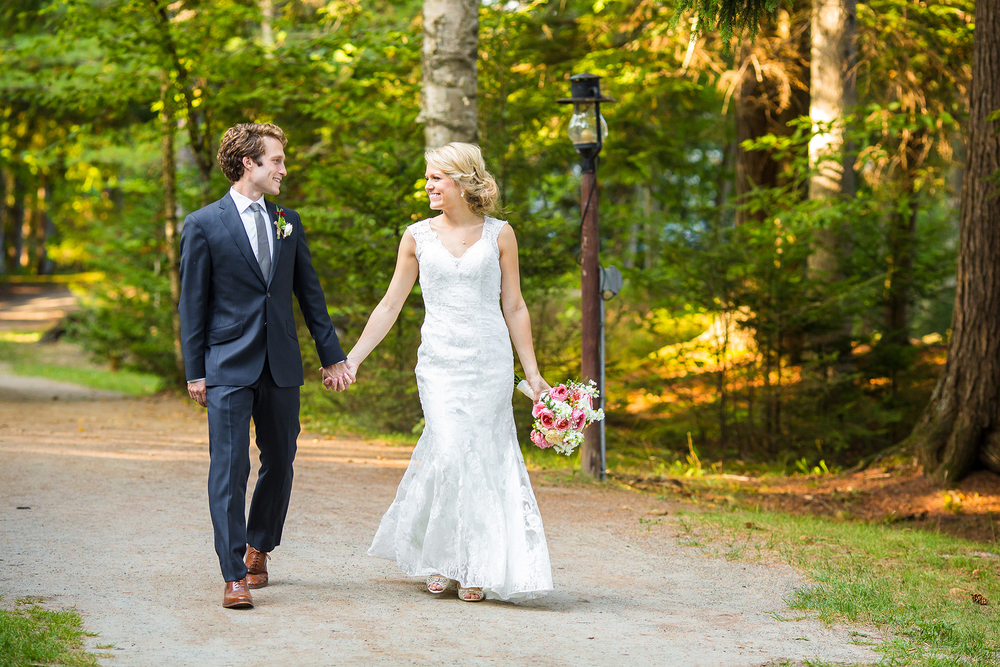 bride_groom_adirondack_woodland_path