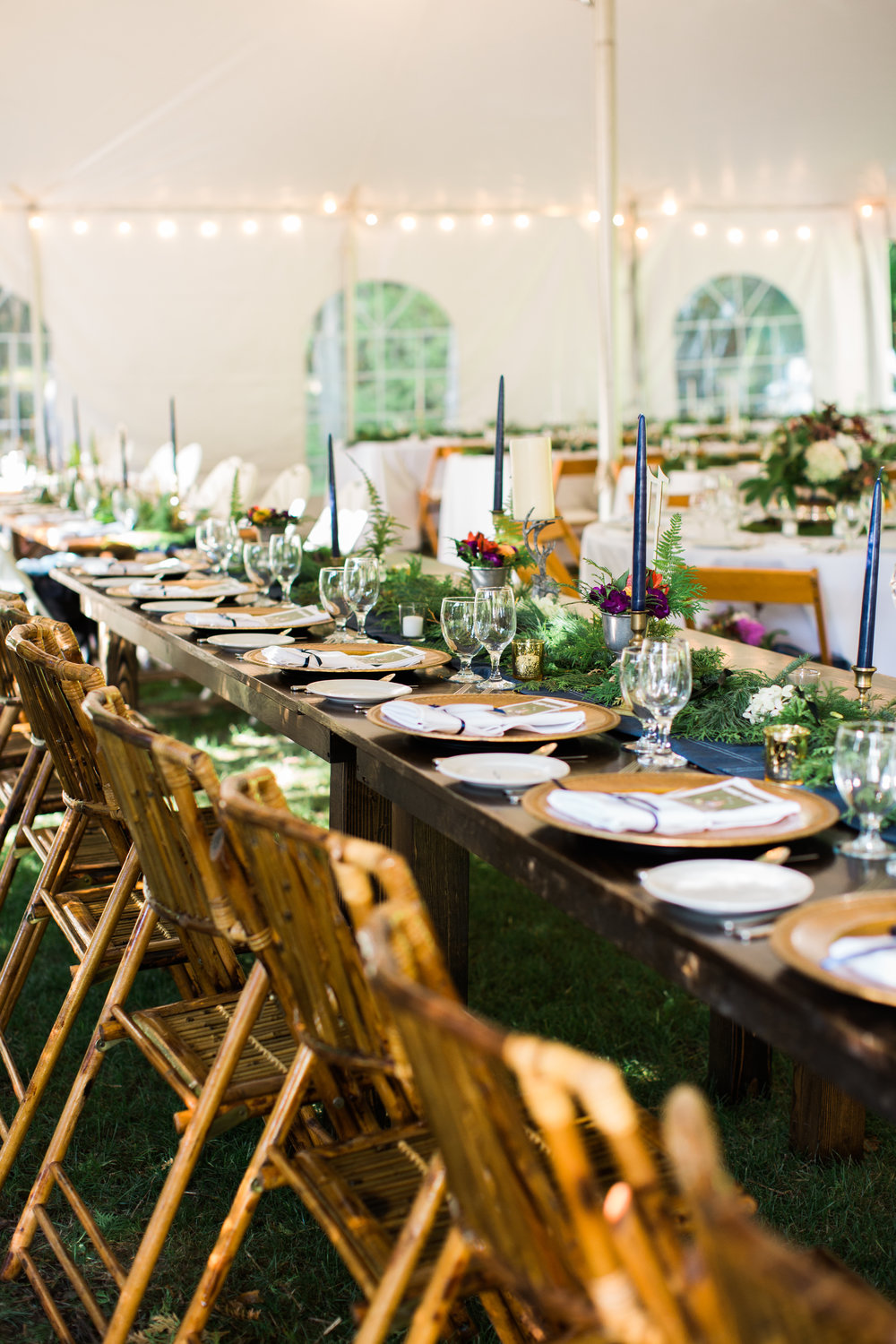 elegant_long_wedding_table_bamboo_chairs