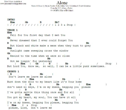 Hollyn Alone Praise Worship Guitarist