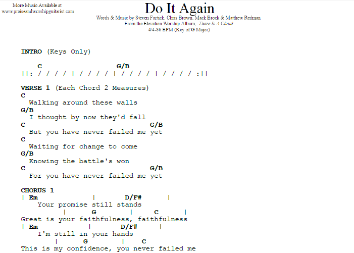 Get PDF Do It Again