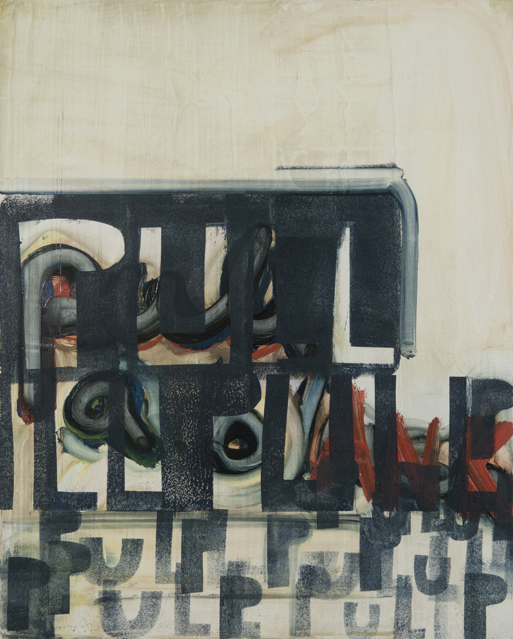 Pull/blank, 2012