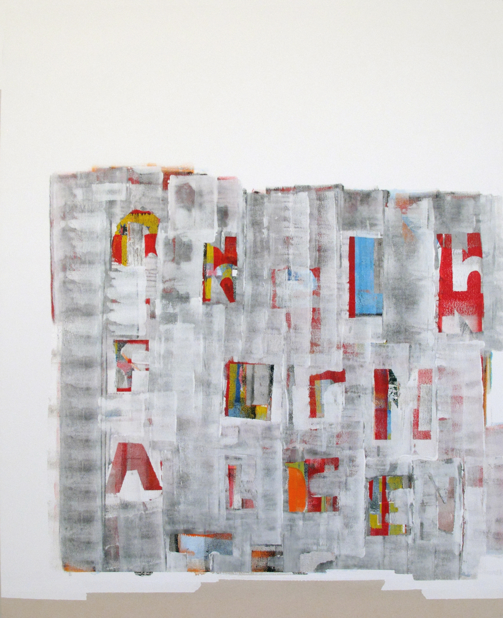 An informal center of evolving stories, 2011