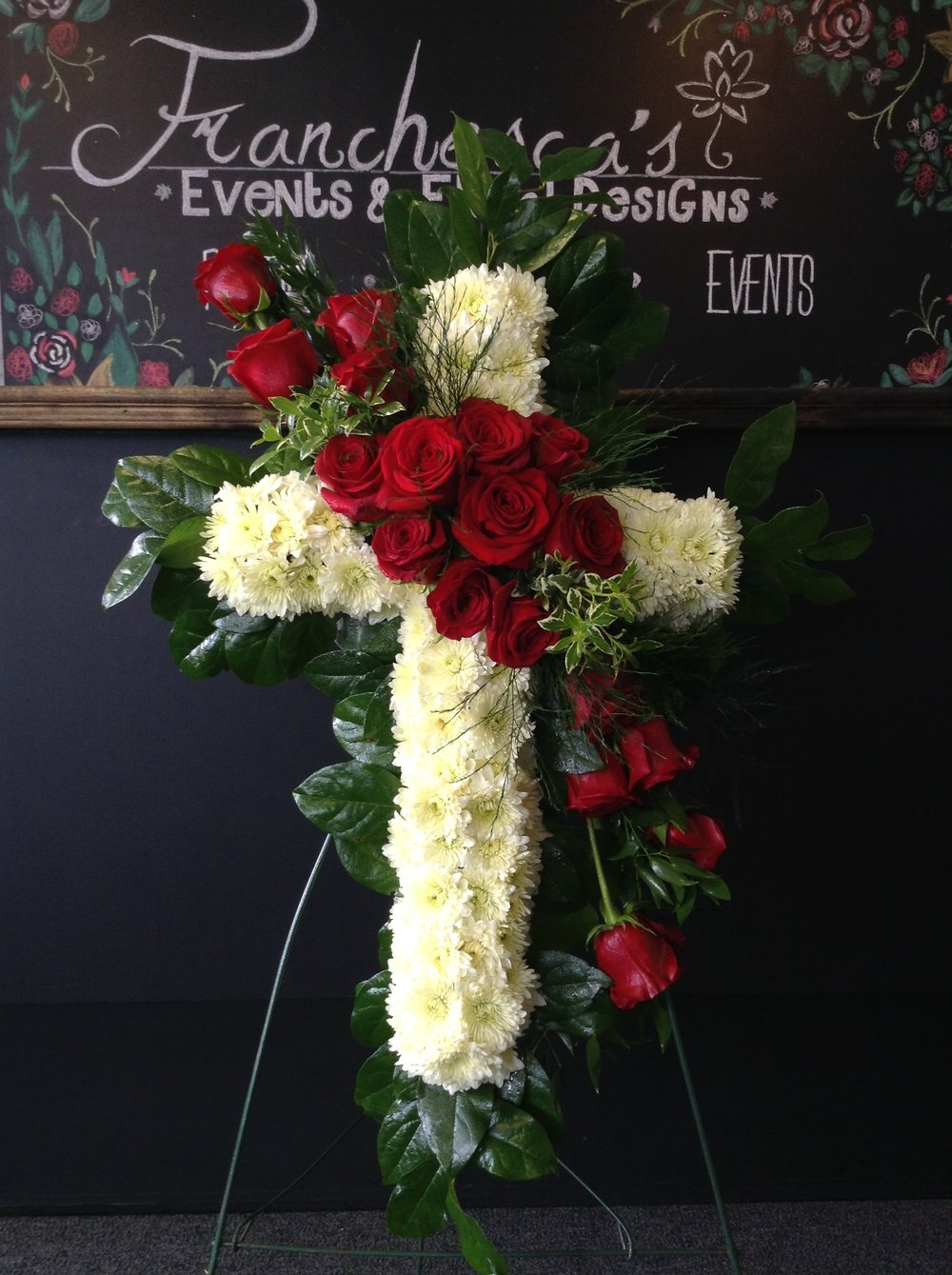 Funeral Flowers Franchescas Events Floral