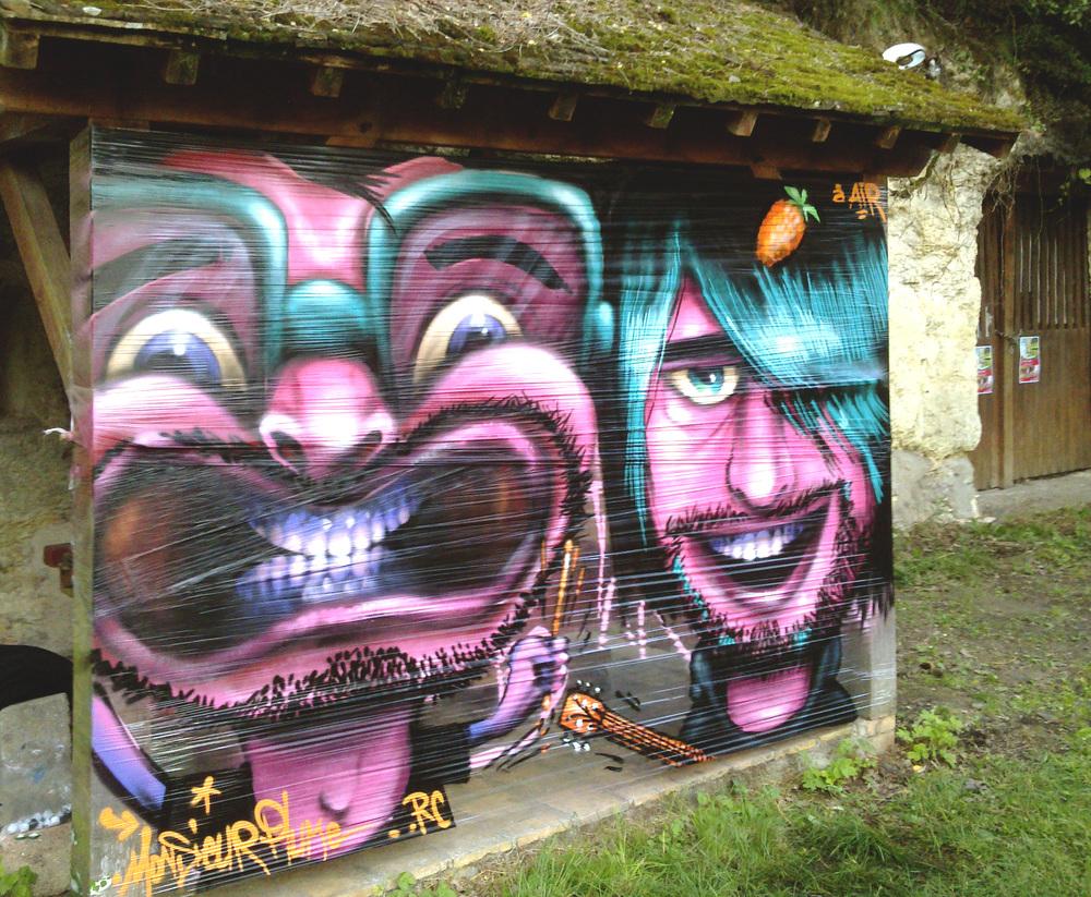 Juin 2012 - Pneu Faces