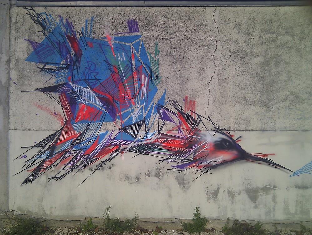 Octobre 2014 - Monsieur Plume w/ Air