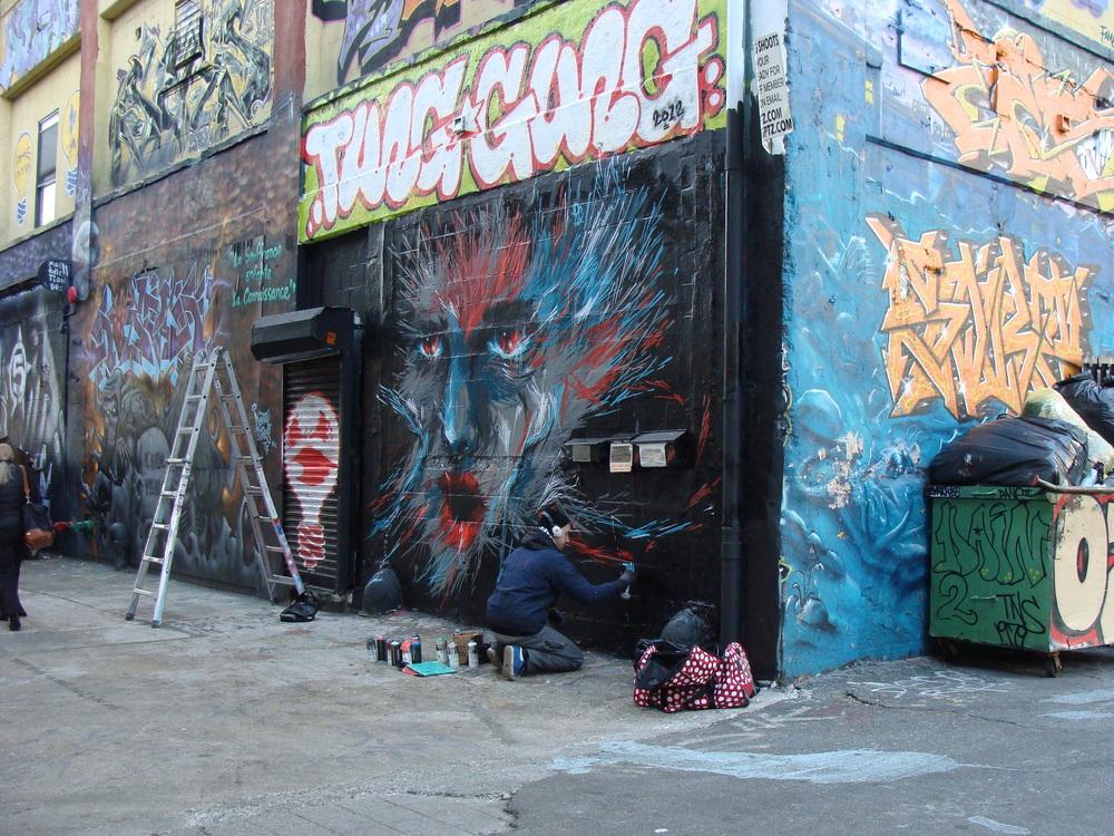 2013 - New York - 5PTZ