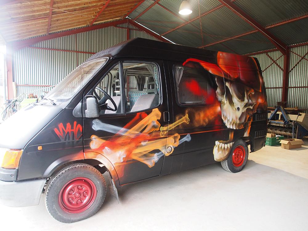 Novembre 2017 - HxC Van