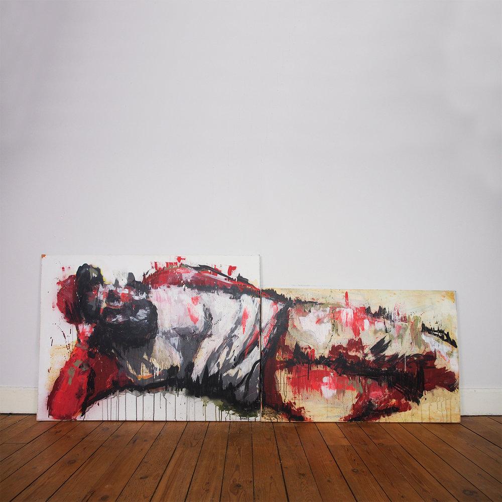 Homeless Diptyque - 750€