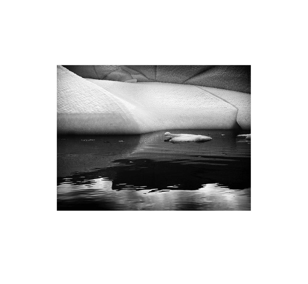Ice Shadows No. 1