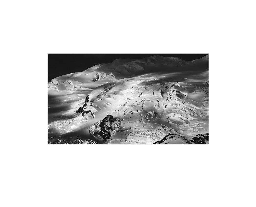 Ice Shadows No. 21
