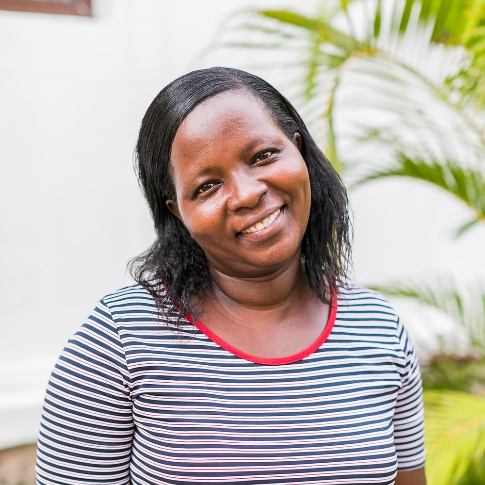 - Medial Counselor: Mercy Gacheri KithinjiGacheri joined CFA as a medical counselor in 2017. She and her husband Stephan have two children. She joined CFA to be a light, and help clients transcend their HIV status.