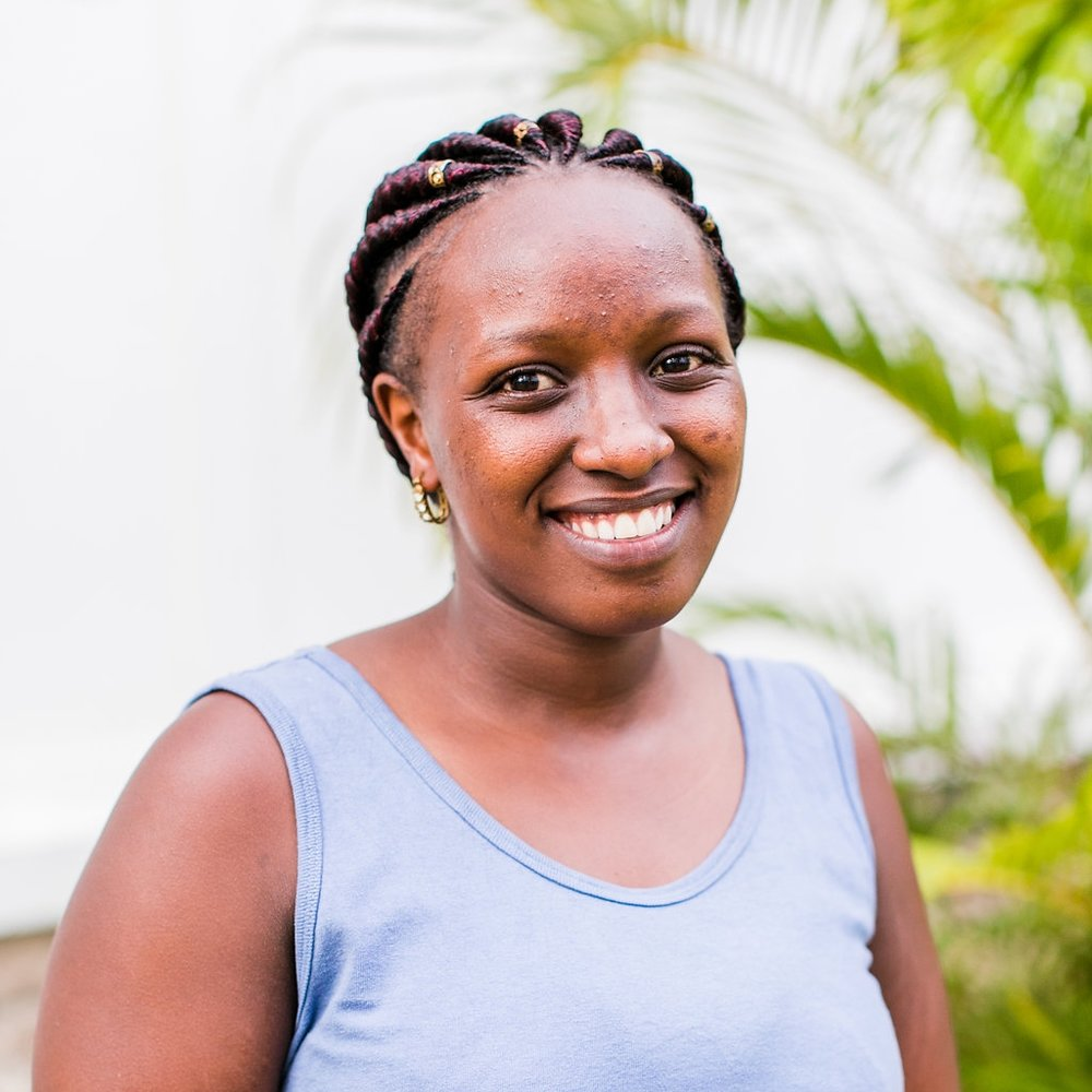 """- Medical Counselor, Judy Wanjiru KanyiJudy is married to Samuel and is the second born in a line of 6 siblings. She has been employed with CFA since 2016. In 2011, Judy's aunt was HIV+, bedridden,and in a lot of pain. Judy thanks God she is well now. Through her situation, Judy really wanted to work with such people to give hope to them and face life positively and move on despite their status.""""I love giving hope to a client and seeing them rise again, face life, positively, and understand there is life beyond HIV/AIDS."""