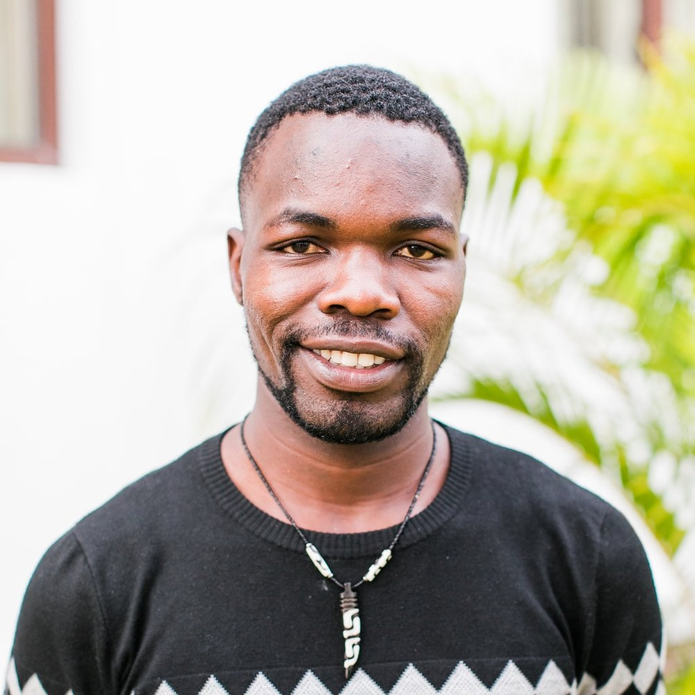 - Spiritual Counselor, Bernard OnyangoBernard, grew up an orphan in the Korogocho slums.After his parents died of HIV/AIDS, he took on the responsibility of caring for his siblings. He decided to work with CFA as an opportunity to give back to the community.