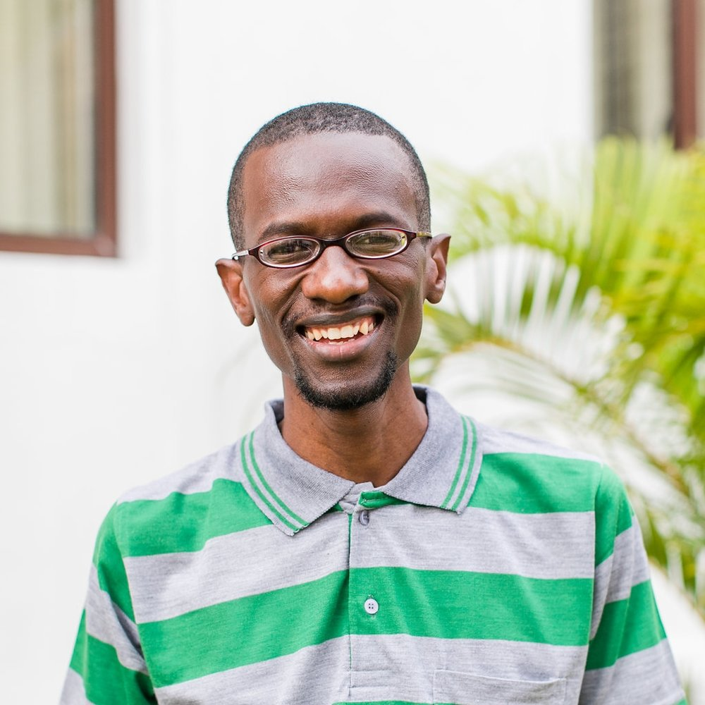 "- Spiritual Counselor, Kefa Naya: Kefa grew up in Ziwani, Nairobi and is now serving in the same community where he was raised. "" When the opportunity to serve the suffering people in my community, I thanked God that I got the privilege to do so."" Kefa wants supporters to know, ""You are not only giving money but also hope, care, and a platform to show God's love to a hurting world. Thank you so so sooo much, and God richly bless you all."""
