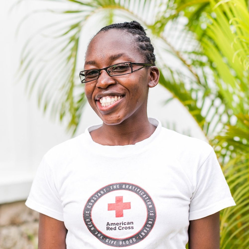 "- Medical Counselor, Maureen Kayaro ShididiMaureen has been employed with CFA since 2014.  She has a degree in Social Work and Community Development, which has been a dream come true.  Another dream realized has been working with CFA.  ""It has been my dream to work with our organization that helps the community and thanks to God I found myself in the right place where I feel I have fitted, talking to people and changing lives. It has been my passion. I want to change more lives."""