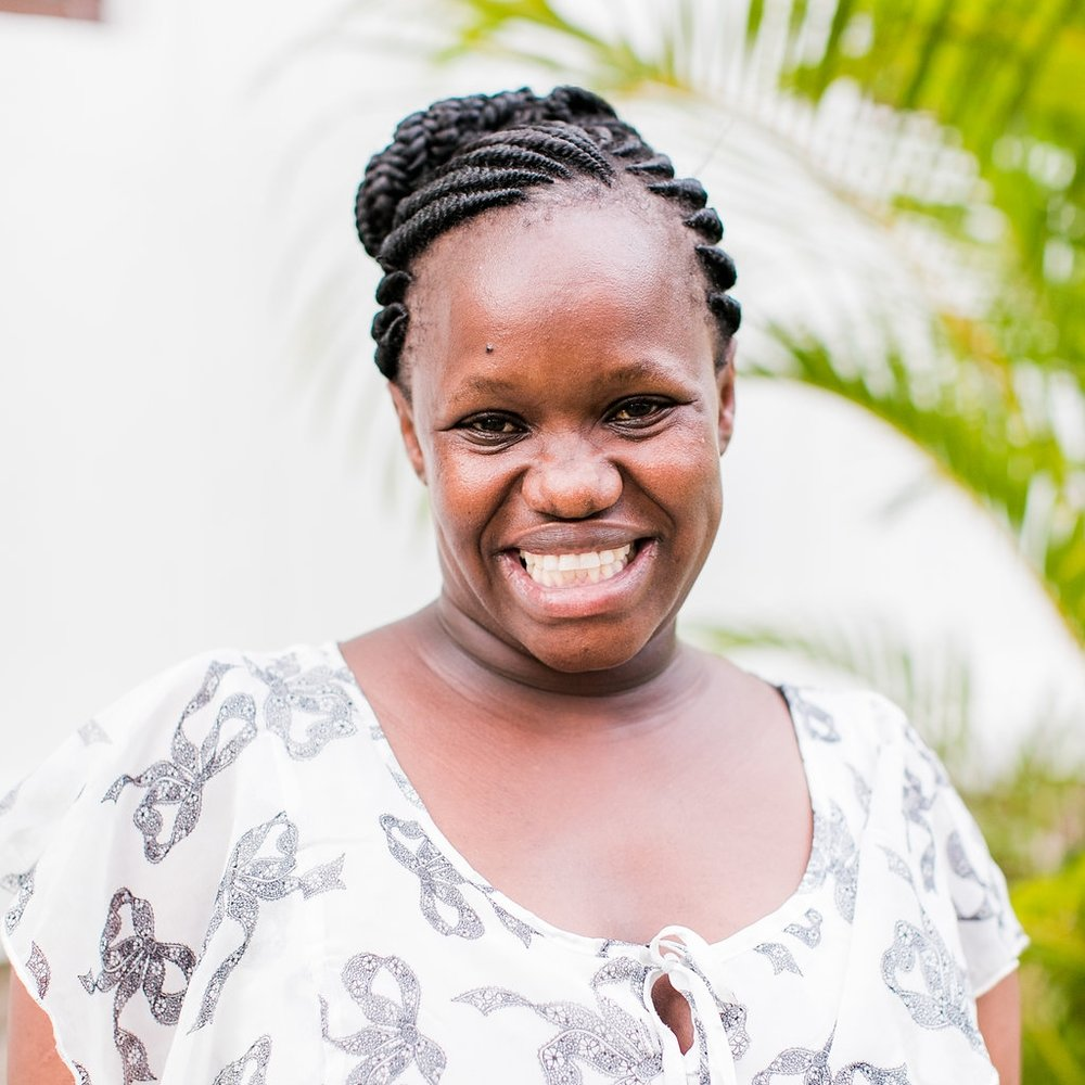 - Health Counselor: Dorcas Mwende Muvila Dorcas has been employed with CFA since 2014.  She was blessed to grow up in a loving and supportive, Christian family.  Now she works with CFA because it is her passion to work with the most marginalized people in the community.