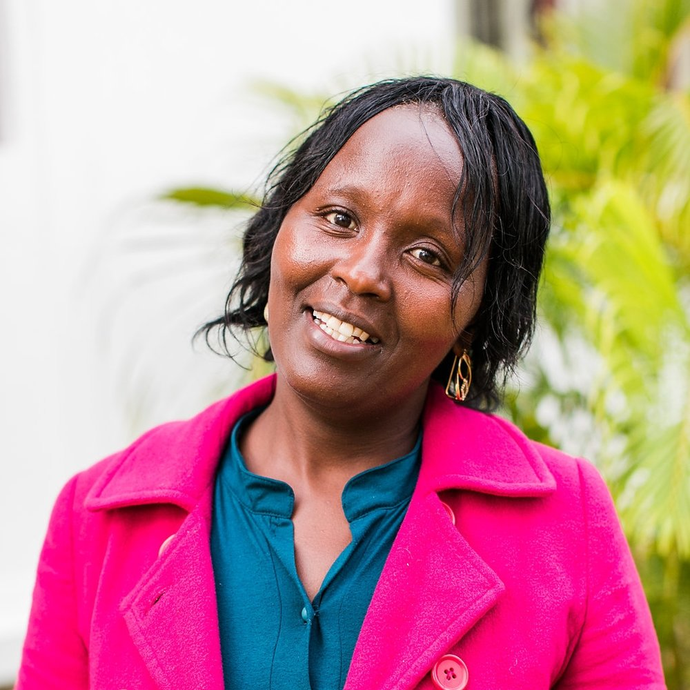 - Medical Counselor: Loise Mary Gathoni Maina Lois Mary has been with CARE for AIDS since the opening of the center in Kia-ndutu in 2013. Louis joined CFA as an opportunity to live out her calling to serve others.