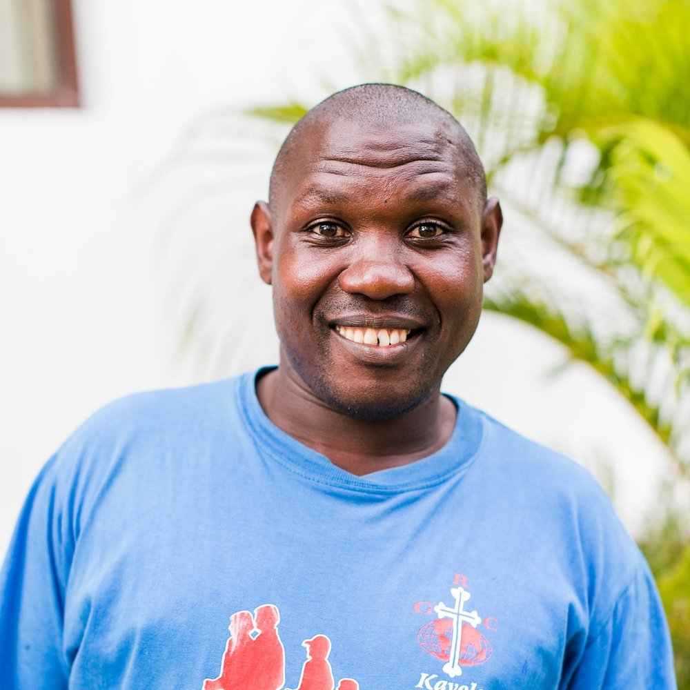 "- Spiritual Counselor: James MuchiriJames and his wife Monika have one son and one daughter.  He was previously leading discipleship and evangelism ministries at RGC - Kayole. Before working full time with CFA.""My favorite part of my job is when I see clients come to me and I preach to them and give them the gospel of Christ, their lives change and they are restored back to Christ, I love this. Also when I see their lives changed."""