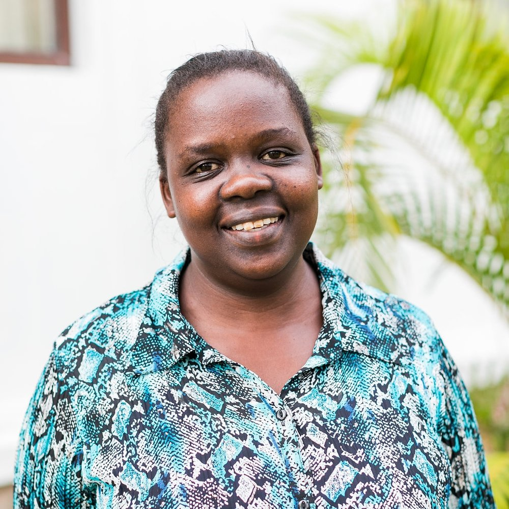 """- Medical Counselor:Anne OtienoAnne began serving with CFA in 2015 and is motivated by his own family experience.""""I had a hard life in a polygamous family, which led to the death of my dad, mother and stepmother by HIV. Back then I did not have any knowledge about HIV.I decided to seek learn about the disease so that I could help others. I want them to know, even though it is a hard life, they do not to have to die but can live a life beyond AIDS."""""""