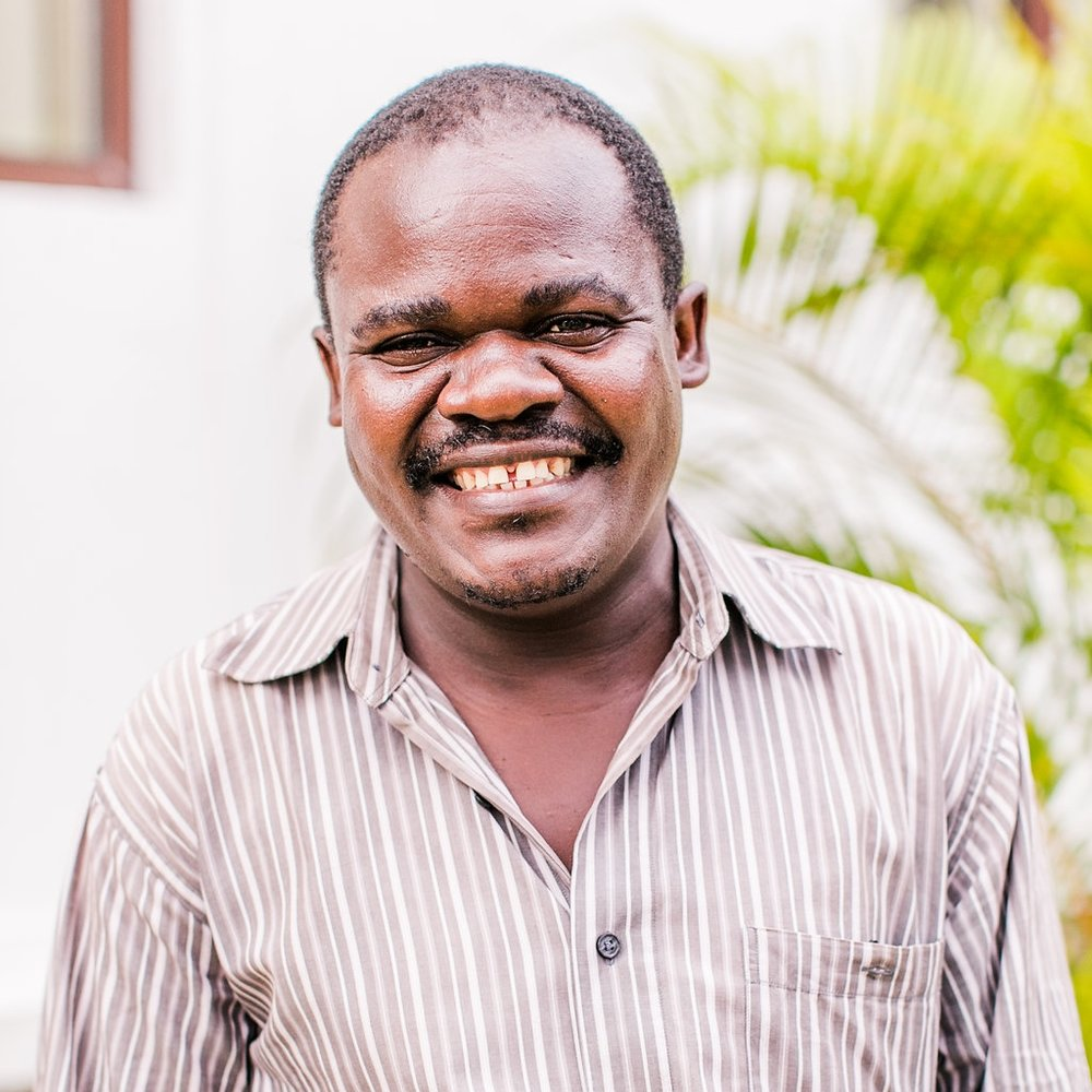 "- Spiritual Counselor, Matthew Atieno:Matthew came on staff with CARE for AIDS in August of 2017 and loves his role at the center in Likoni.""My goal for the clients is to allow them to have better future through the skills we teach. Also, for the ones who have no personal relationship with Christ, I work to assist them to know Christ."""