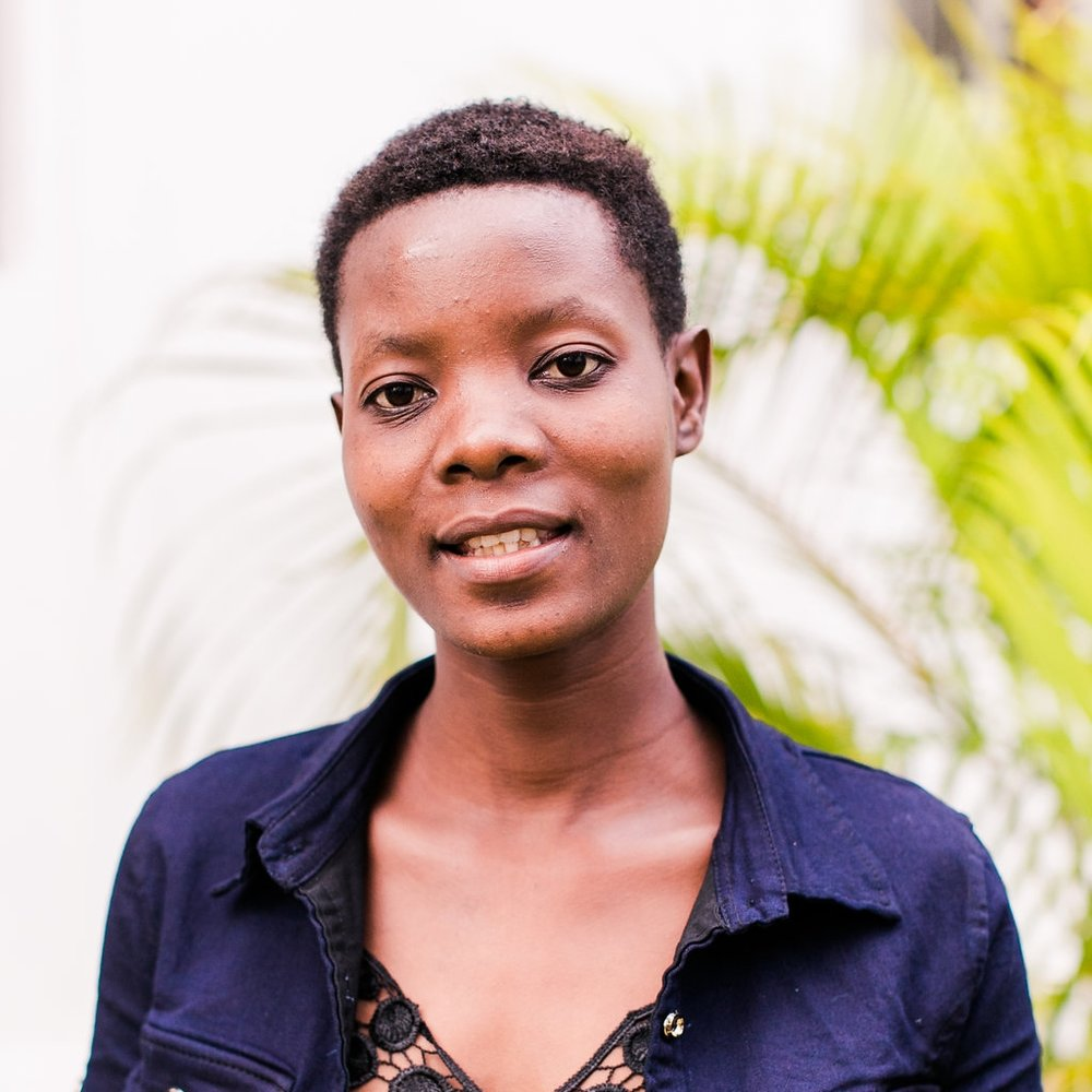 - HEALTH COUNSELOR, CLARE SHIEUNDA:Clare joined the CARE for AIDS team in 2017. She is passionate about her work in the Miritini community and loves working with the clients.