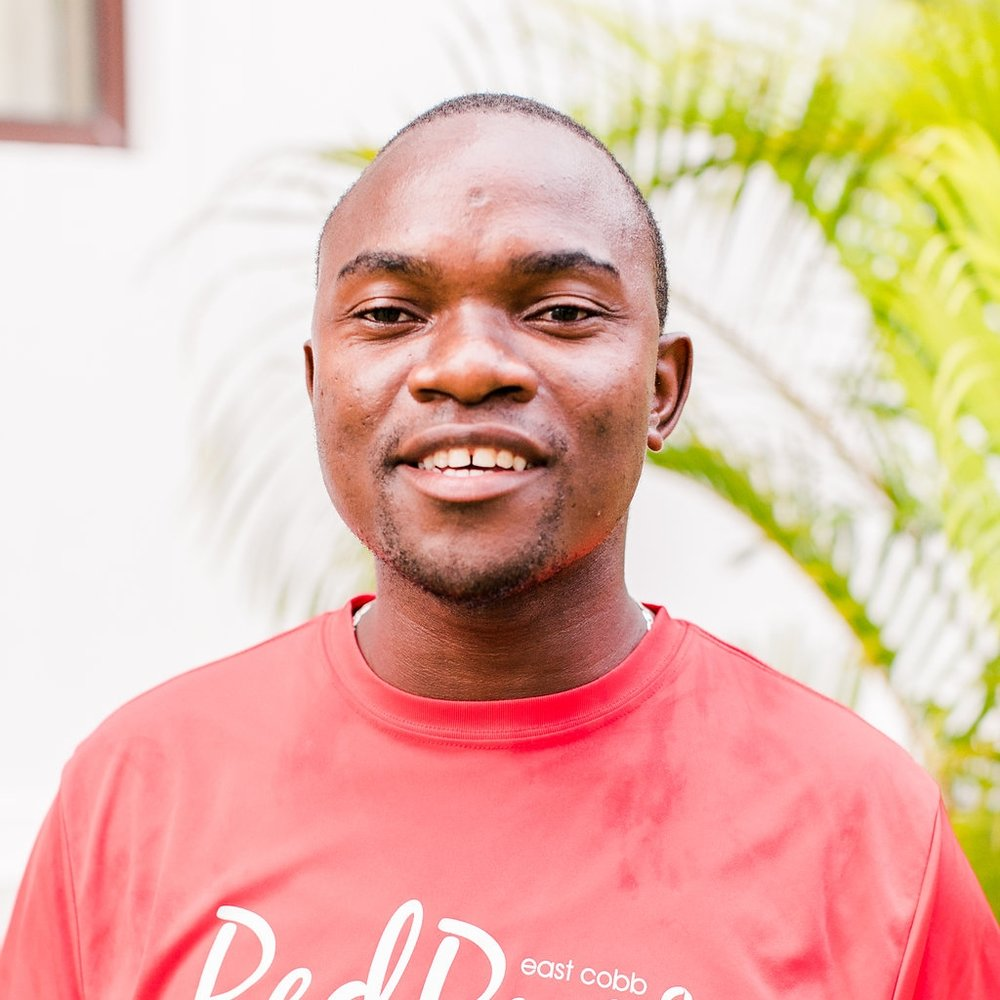 """- Health Counselor James Mshenga James joined the CARE for AIDS team in 2015 and has faithfully counseled and served three classes of clients in Kongowea.""""My favorite part of my job is visiting the clients at their homes and counseling them. It gives me more joy to see these people transforming."""""""