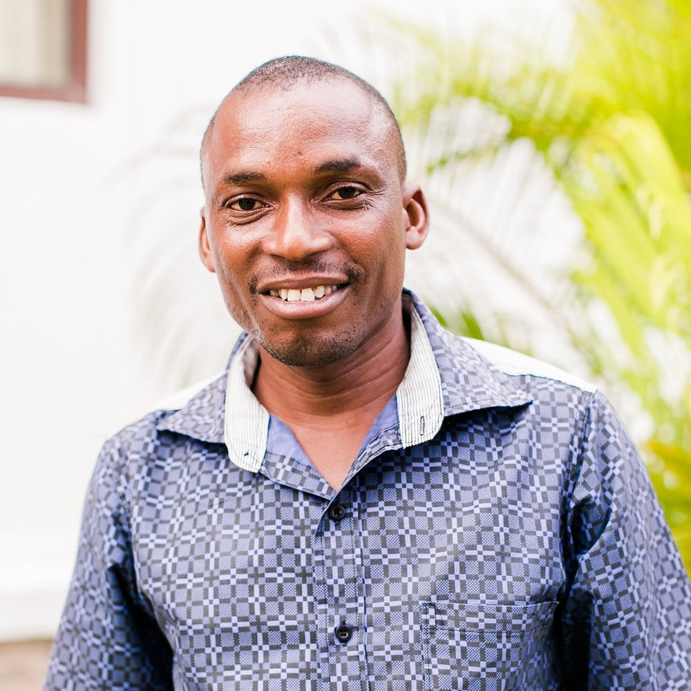 "- Spiritual Counselor, John Mwamgunda Kimbio  Pastor John is married to Lizzy and has three children.  In 2014, Pastor John joined CFA. ""I have a passion to serve people. I want many people to know Jesus and to get new life and their life to be changed."""