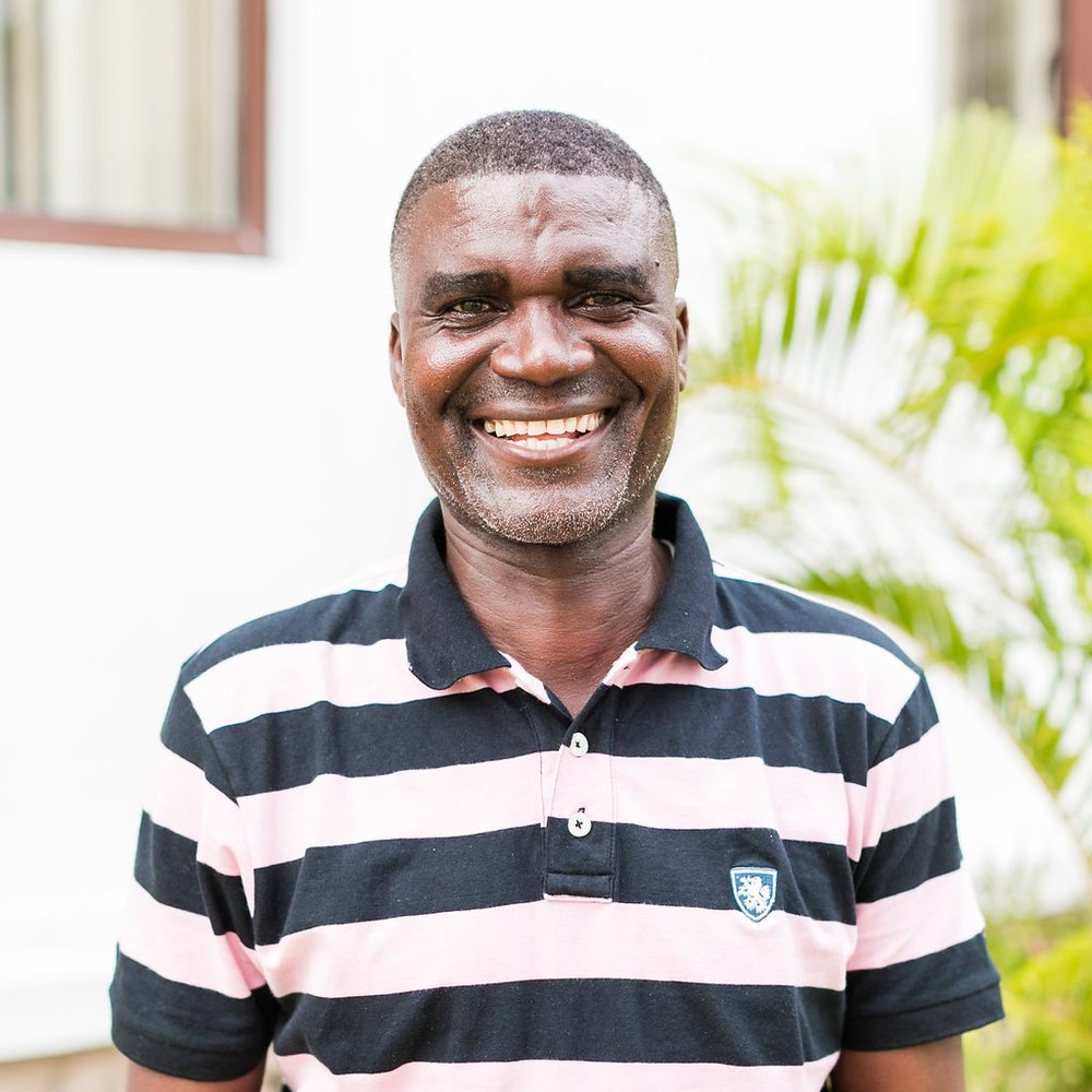 - Spiritual Counselor, Kingsley Mwakinvali: Kingsley grew up in a large family in Zambia and is incredibly passionate about his work with CARE for AIDS.